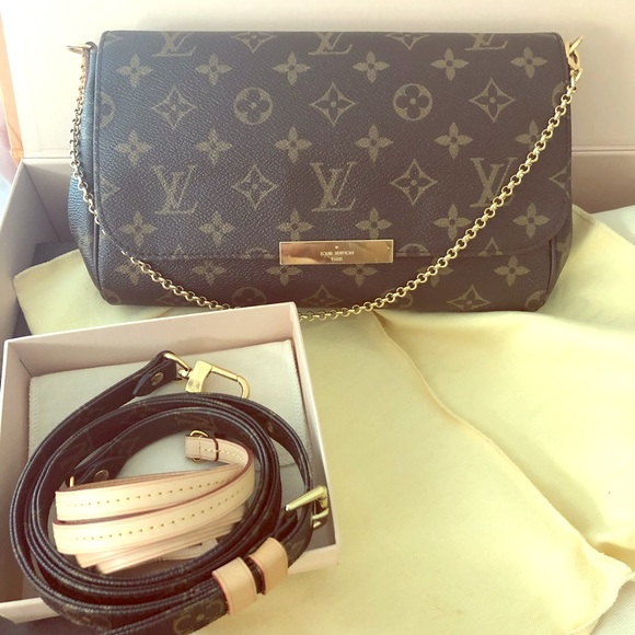 ac1851edb Louis Vuitton Bags | Authentic Favorite Mm | Poshmark